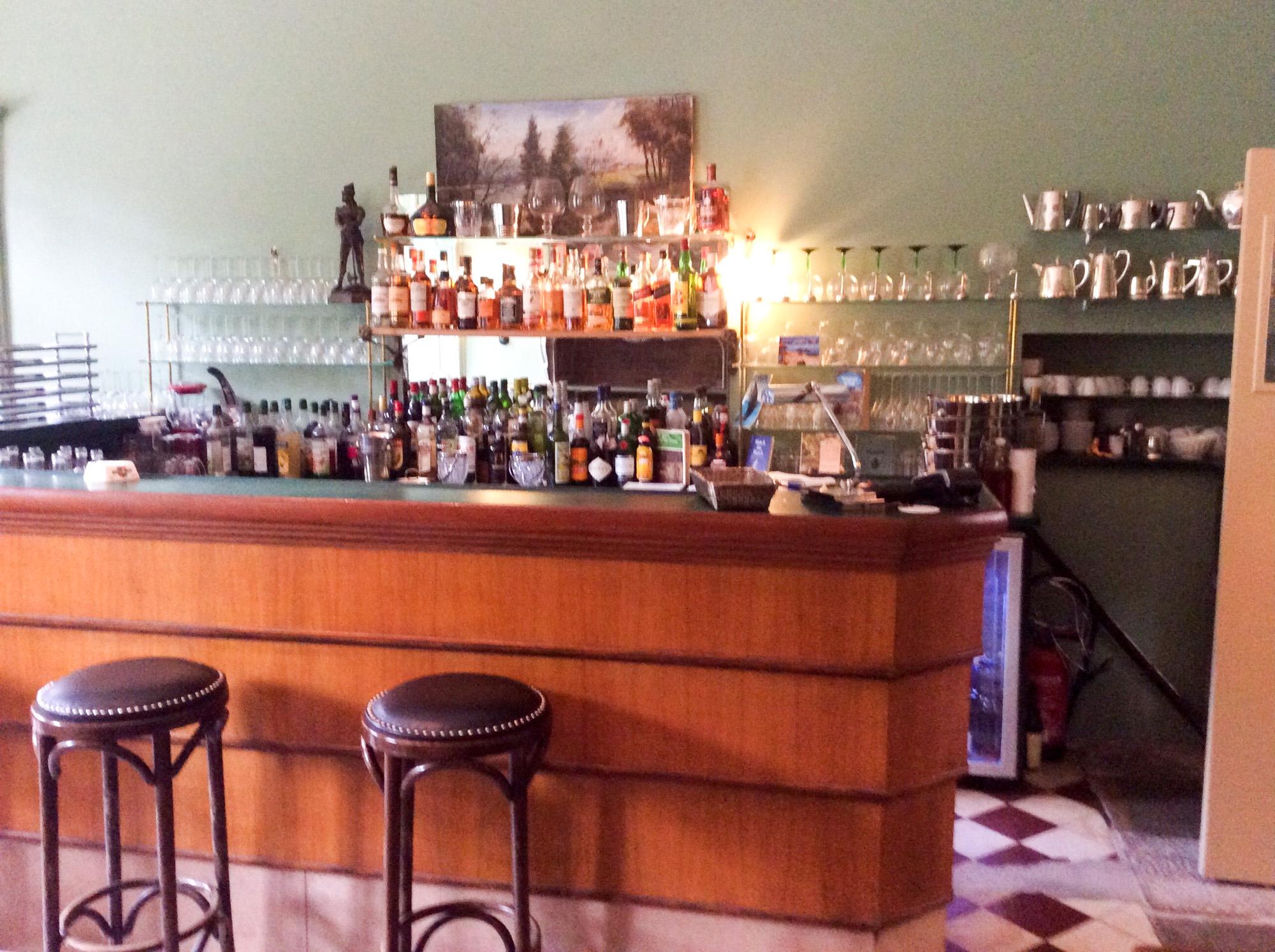 Restaurant Chez Gervais Chenecey le bar