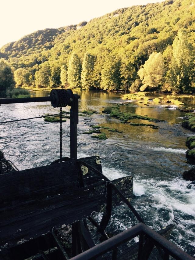 Parcours de pêche du Moulin