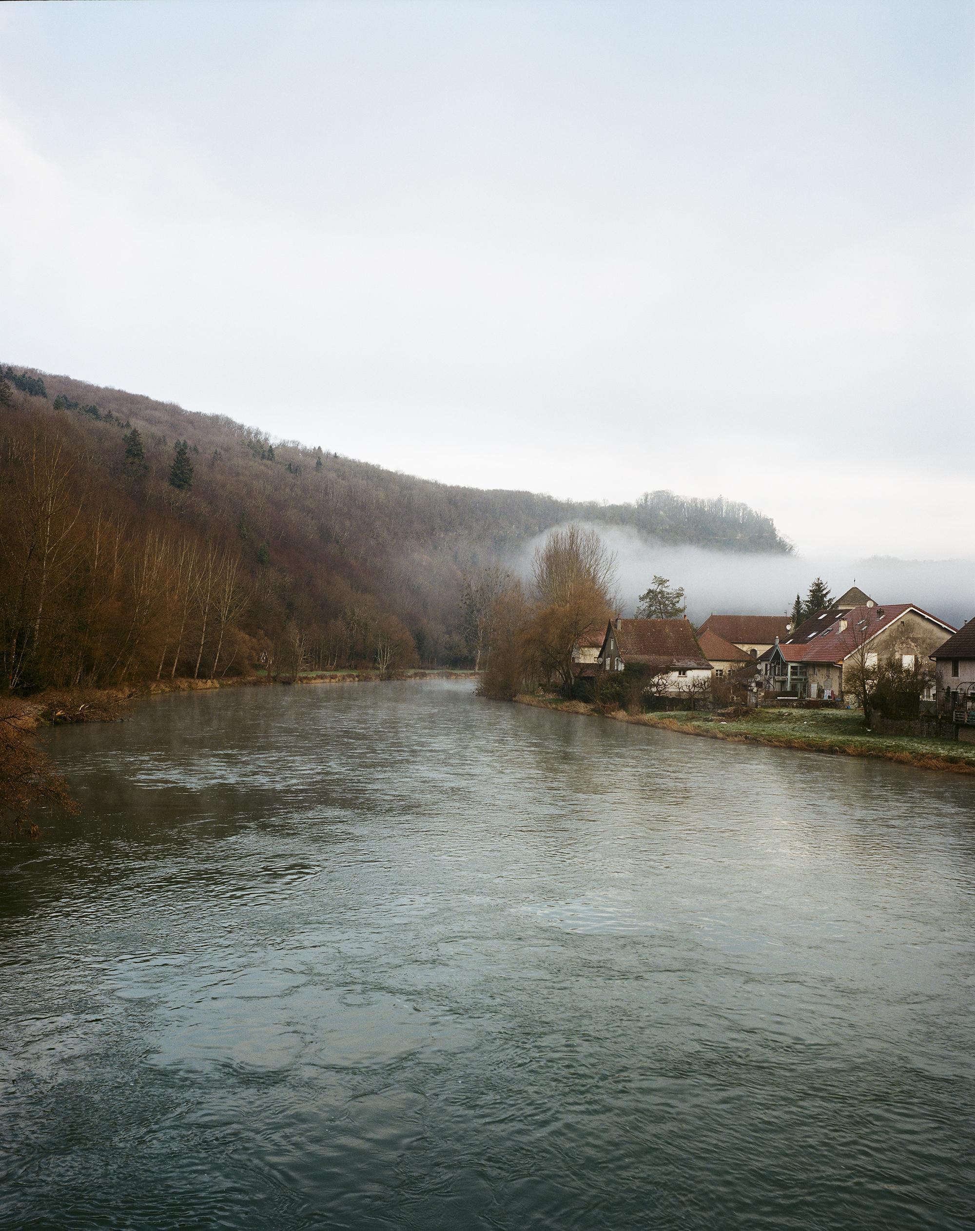 Rivière Chez Gervais Chenecey